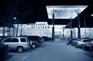 iluminacion led para estacionamientos
